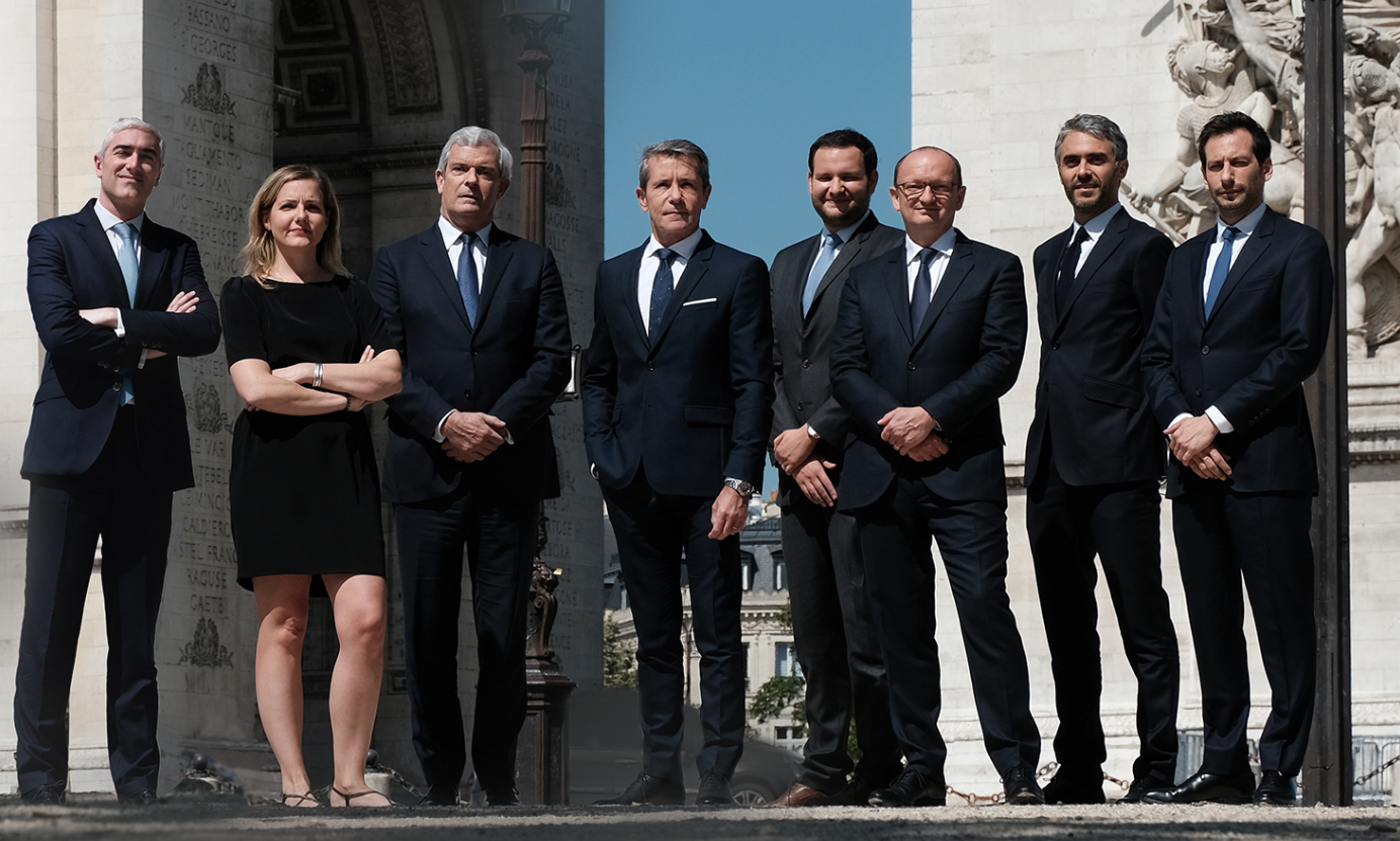 Board Picture French Team