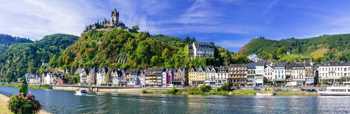Germany castle town 01