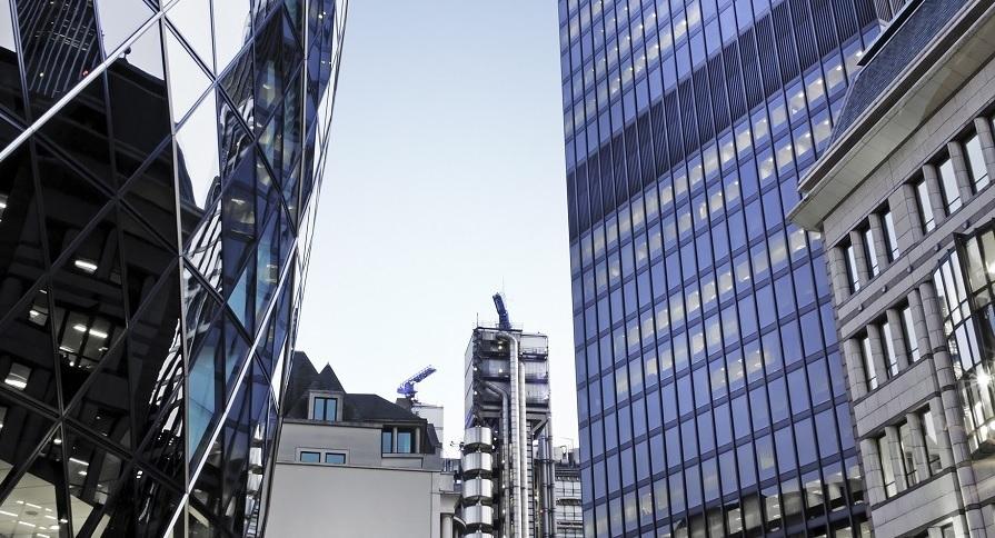 London scape Gherkin 5