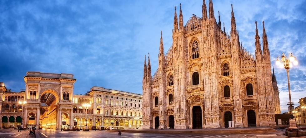 Milan Duomo 1