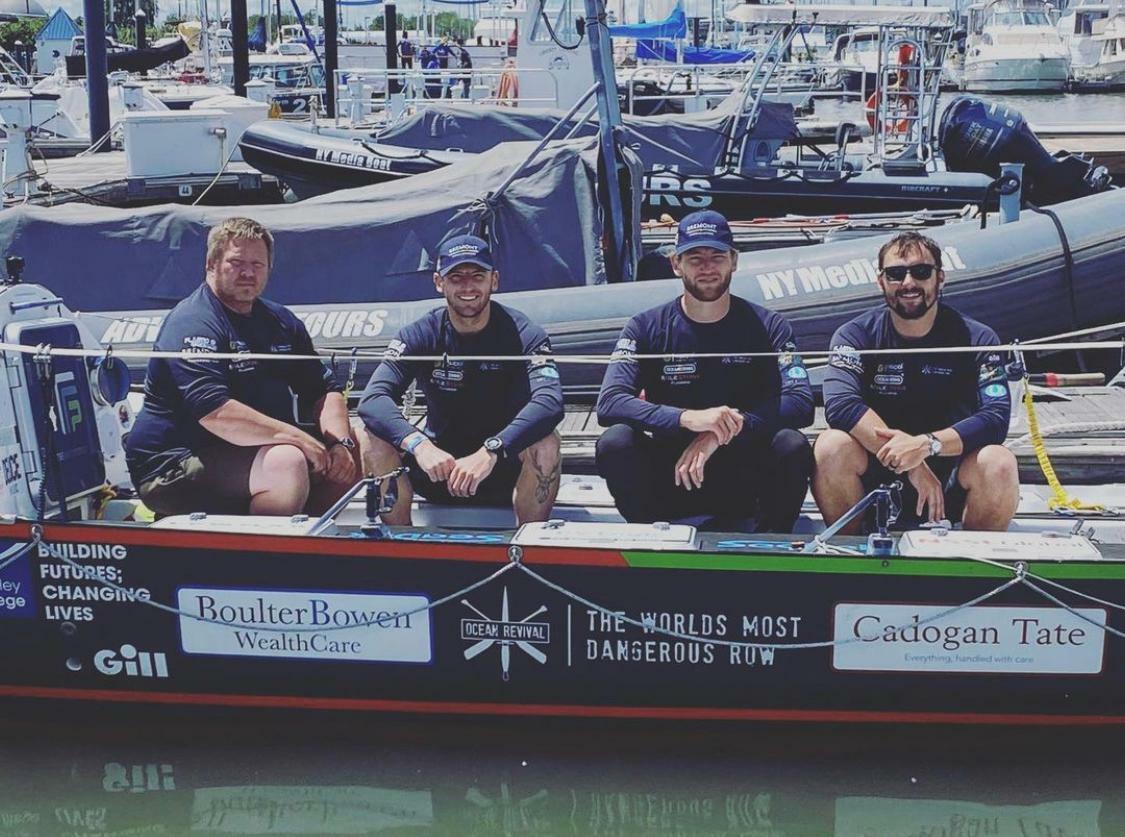 Ocean Revival crew