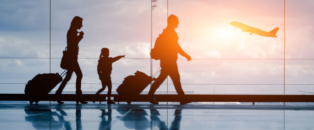 Travelling-family
