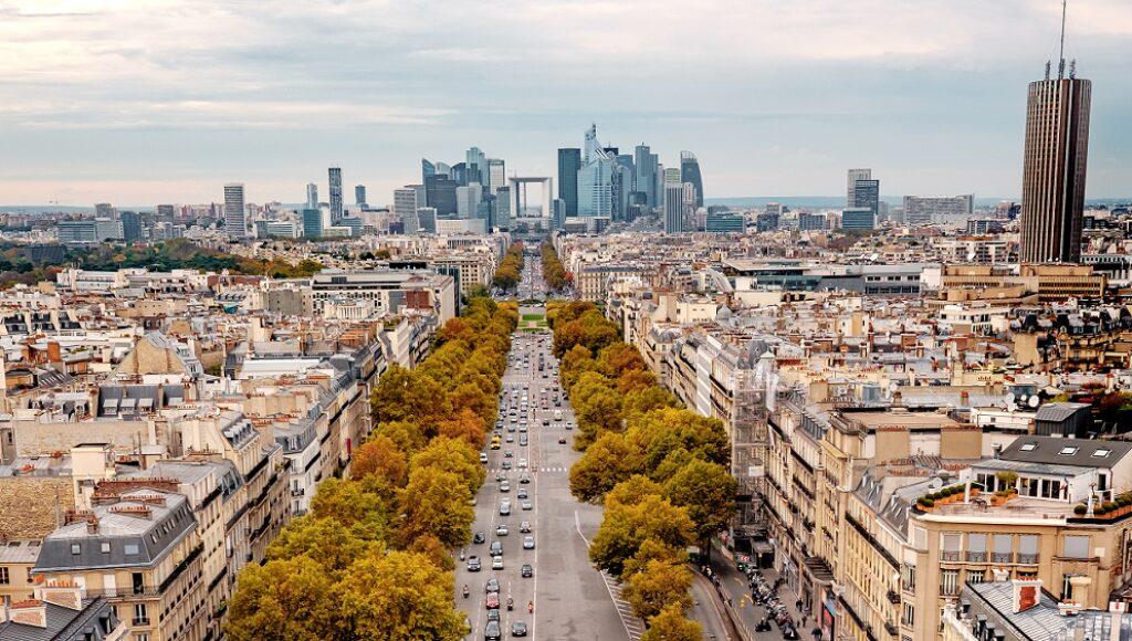 Paris avenue 1
