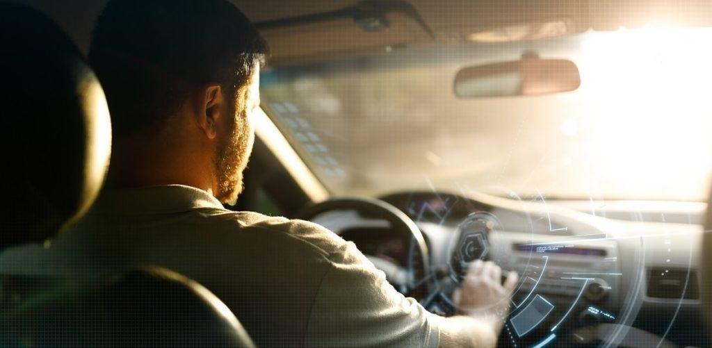 Driver smart car 001