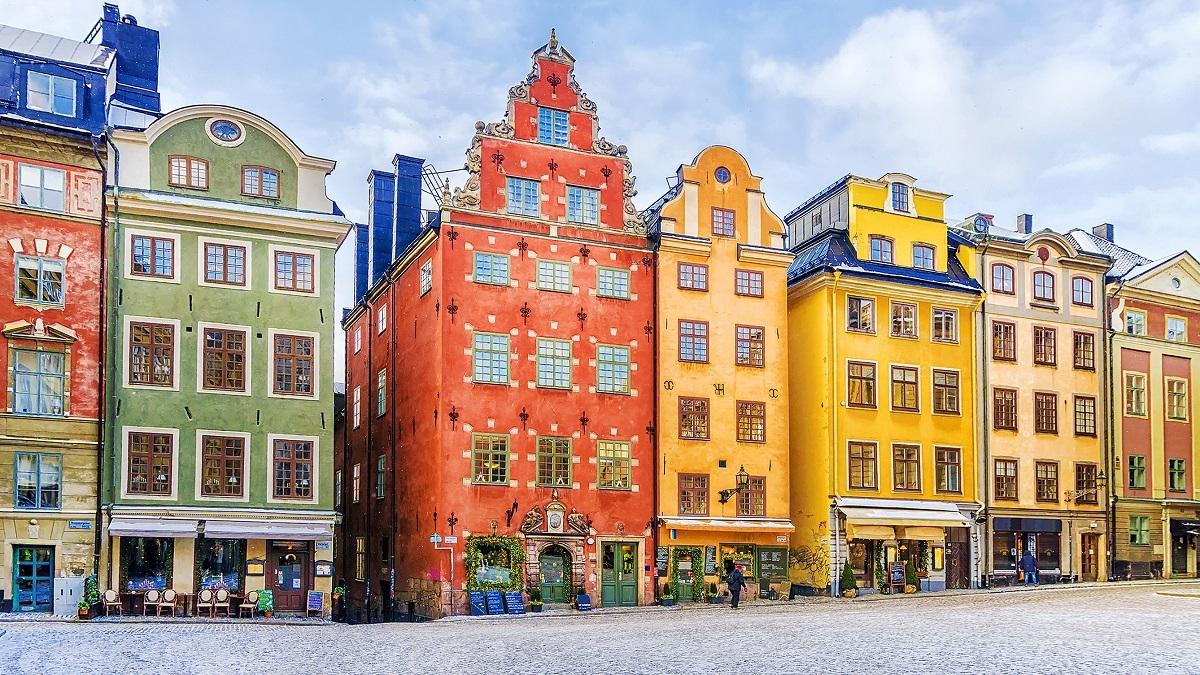 Square Stockholm Sweden