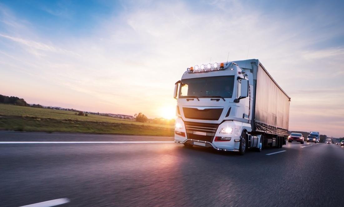 Truck highway 1