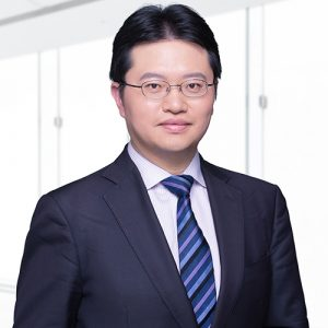 Photo of Simon Zhang