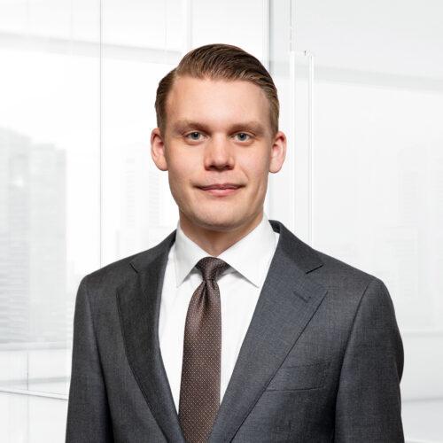 Photo of Felix Hansson