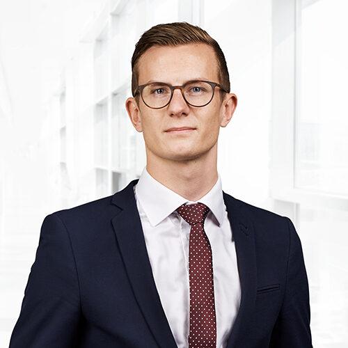 Photo of Jens Holst Stevn