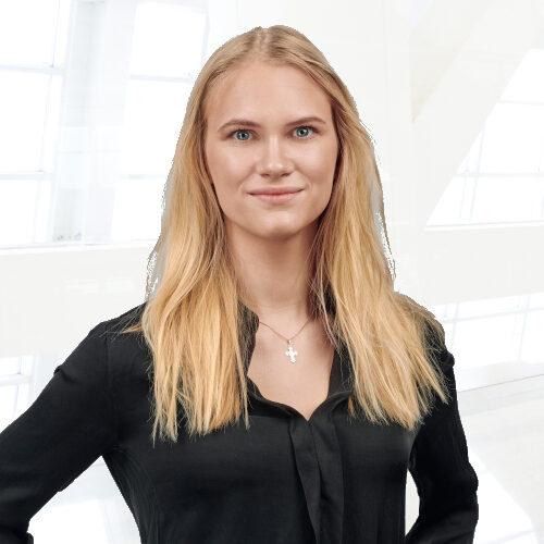 Photo of Julie Marianne Edslev-Christensen