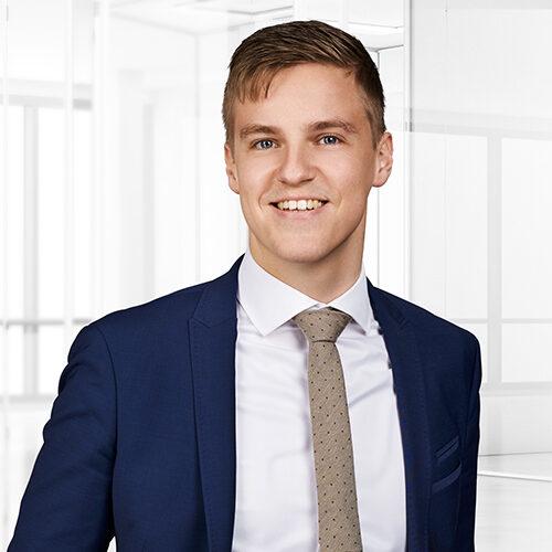 Photo of Rasmus Østergaard