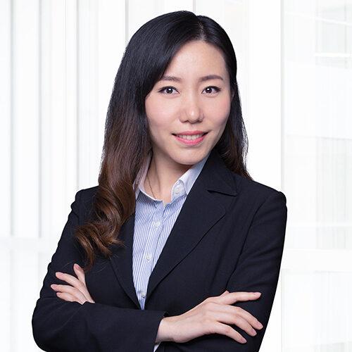 Photo of Sylvia Zang