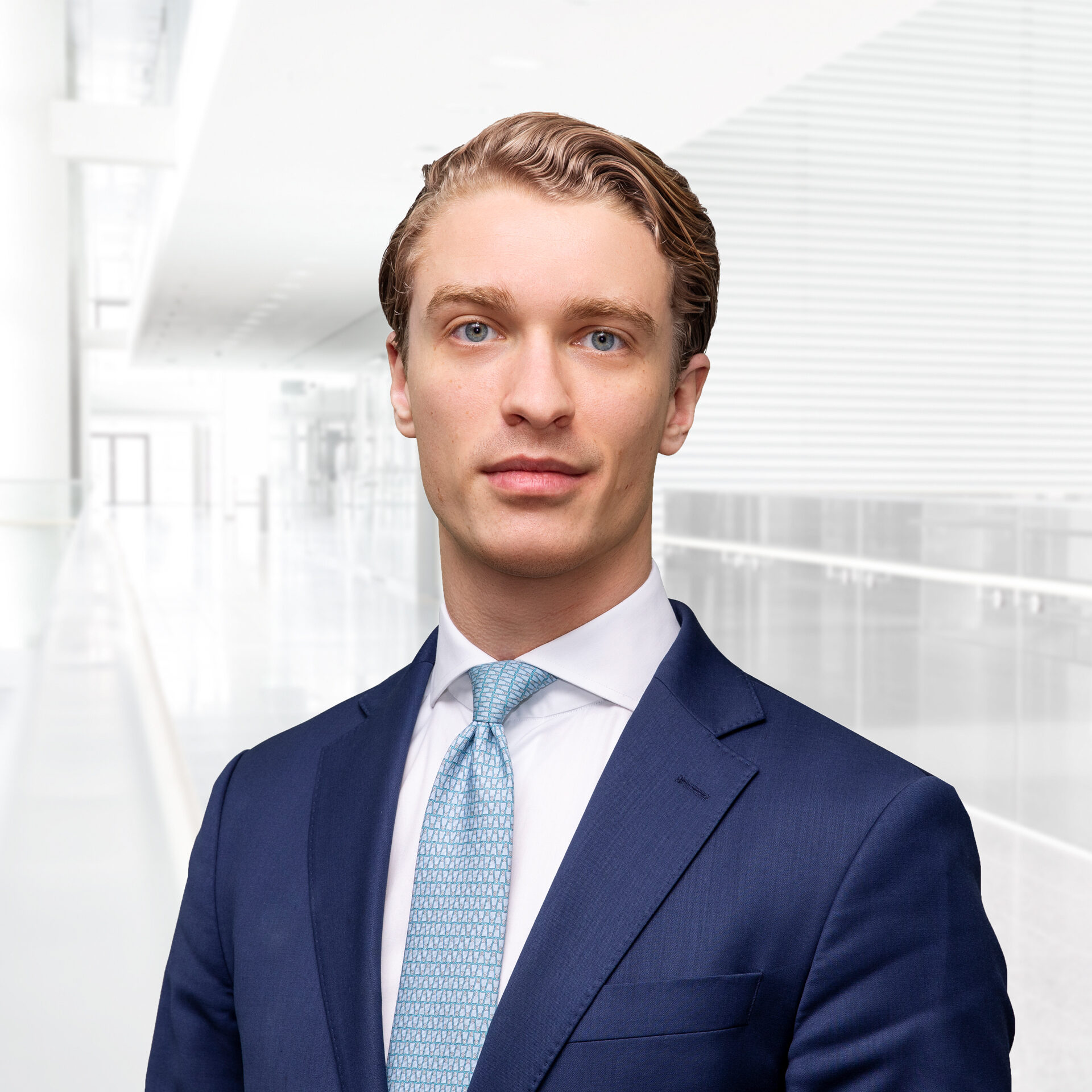 Photo of Andreas Klavebäck