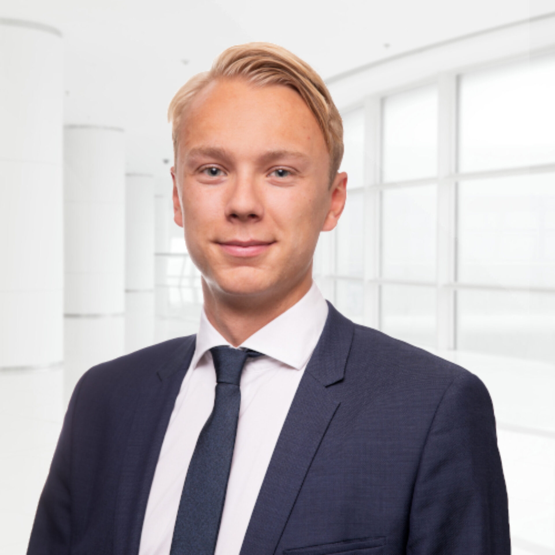 Photo of Andreas Lindström