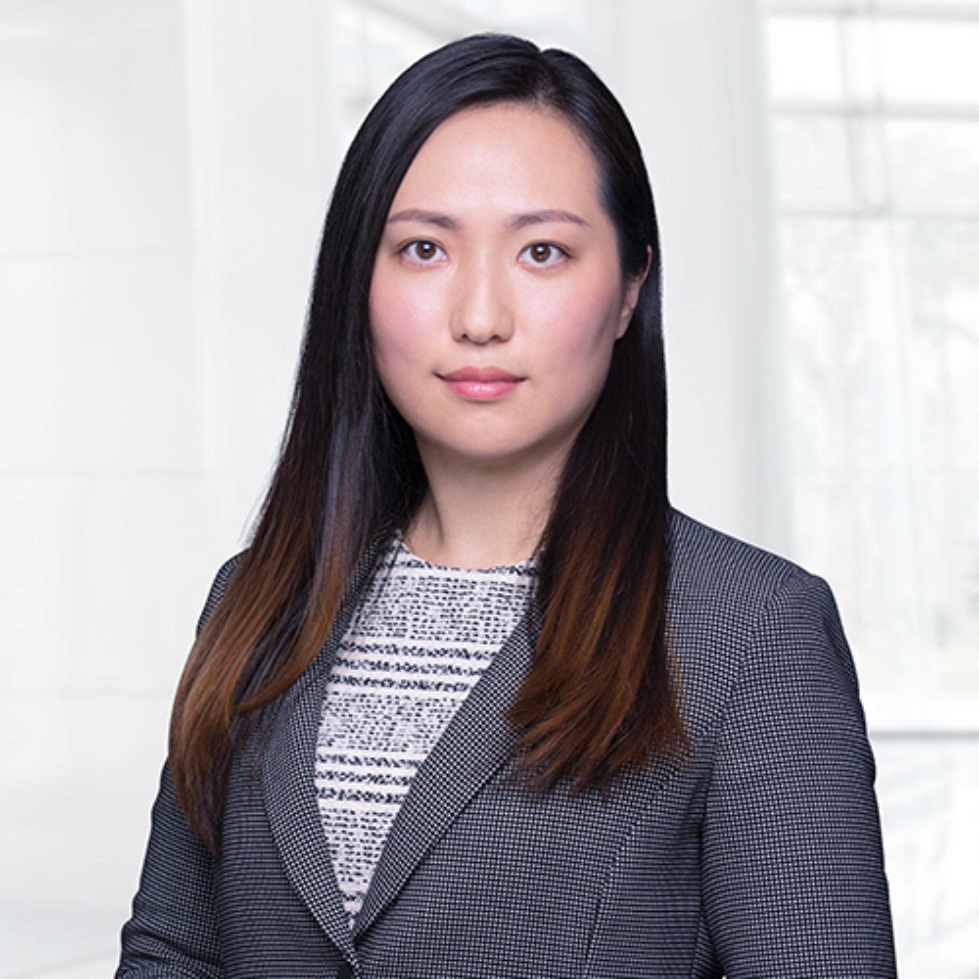 Photo of Delia Zhang