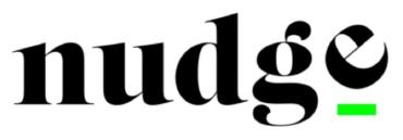 Image of nudge Company Logo