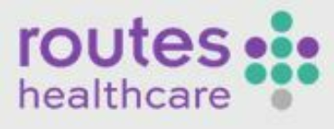 Image of Routes Healthcare Company Logo