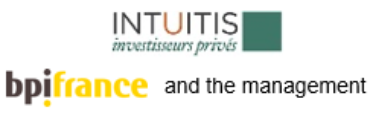 Image of Intuitis, Bpifrance and the management Company Logo