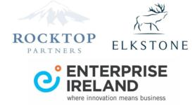 Image of Rocktop Partners, Elkstone Partners and Enterprise Ireland Company Logo
