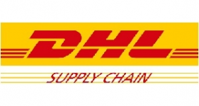 Image of DHL Supply Chain Company Logo