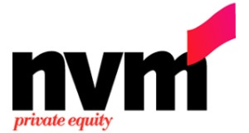 Image of NVM Private Equity Company Logo
