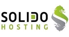 Image of Solido Hosting Company Logo
