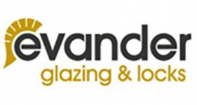 Image of Evander Locks & Glazing Company Logo