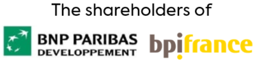 Image of BNP Paribas, bpi france Company Logo