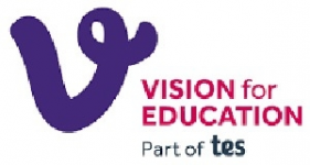 Image of Vision for Education Company Logo