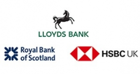 Image of Lloyds Bank RBS HSBC Company Logo