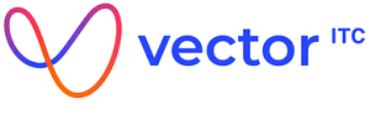 Image of Vector ITC Company Logo