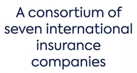 Image of a consortium of seven international insurance companies Company Logo