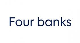 Image of Four banks Company Logo