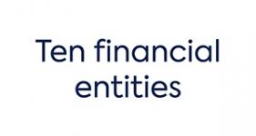 Image of Ten financial entities Company Logo