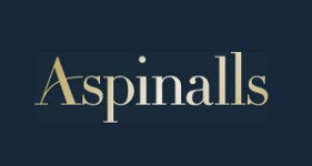 Image of Aspinalls Group Limited Company Logo