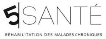 Image of 5 Santé Company Logo