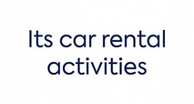 Image of its car rental activities Company Logo
