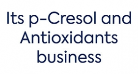 Image of its p-Cresol and Antioxidants business Company Logo