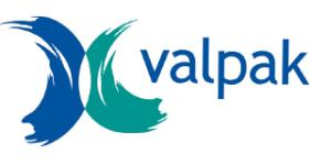Image of Valpak Holdings Limited Company Logo