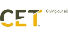 Image of CET Company Logo