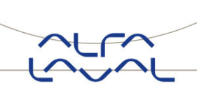 Image of Alfa Laval Company Logo