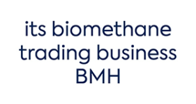 Image of its biomethane trading business BMH Company Logo