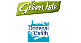 Image of Green Isle Brands & Donegal Catch Company Logo