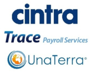 Image of Cintra, Trace Payroll Services and UnaTerra Consulting Limited Company Logo