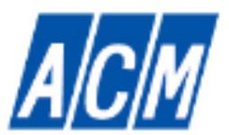 Image of ACM Company Logo