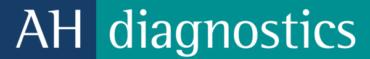 Image of AH Diagnostics Company Logo