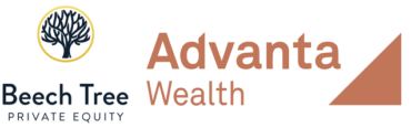 Image of Beech Tree backed Advanta Wealth Company Logo