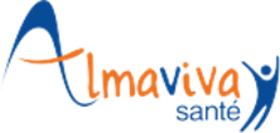 Image of Almaviva Santé Company Logo