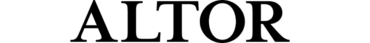 Image of Altor Company Logo