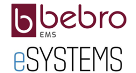 Image of bebro electronic GmbH and eSystems MTG GmbH Company Logo